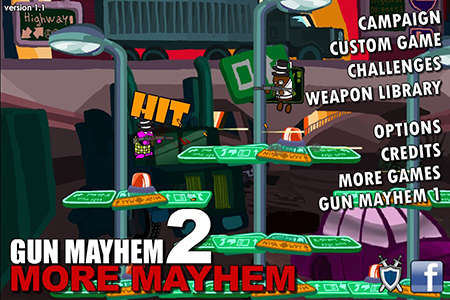 Gun Mayhem 2 Unblocked